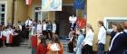 Otwarcie Szkolnego Klubu Europejskiego podnazwą EUROFANI