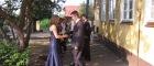 Pożegnalny bal uczniów klasy III gimnazjum