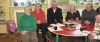 Przedszkolaki przygotowały się szczególnie nauroczystość obchodów Dnia Babci iDziadka