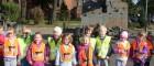 Wycieczka przedszkolaków dojednostki wojskowej